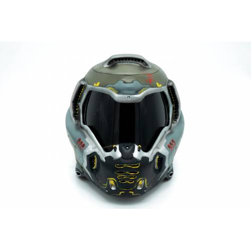 DOOM 2016 helmet for AIRSOFT and COSPLAY