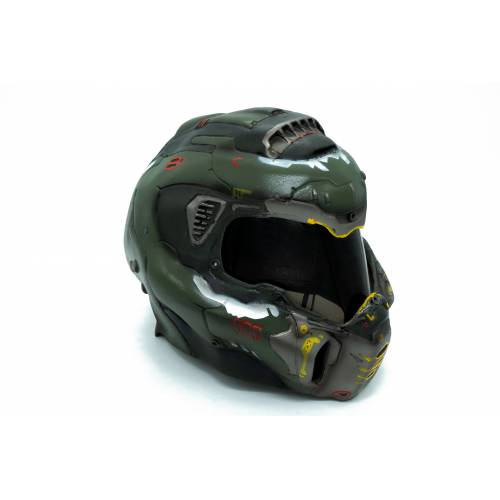 DOOM Eternal 2020 helmet for AIRSOFT and COSPLAY