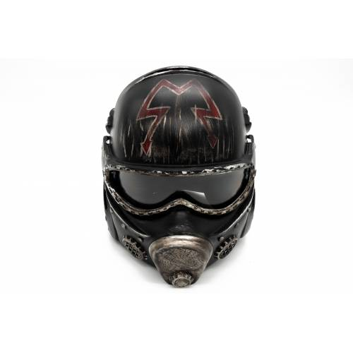 Helmet of the Spartan from the game Metro 2033