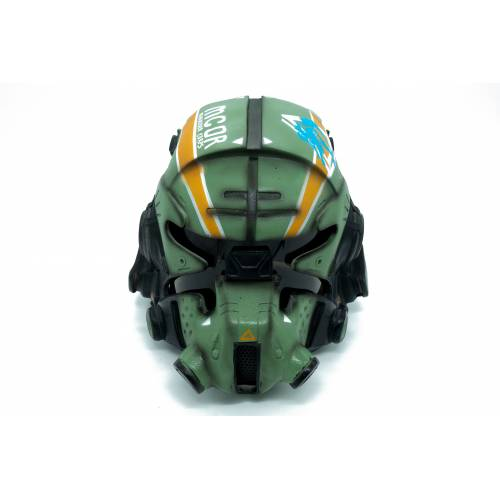 TitanFall v.2 helmet for AIRSOFT and COSPLAY