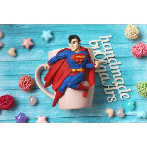 Superman Cup Ars (Hande made)